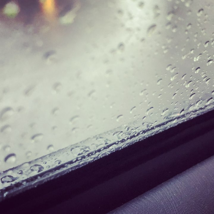 The kind of day it has been. #raining #september