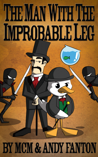The Man With the Improbable Leg